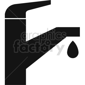 water faucet vector icon graphic clipart 5 clipart. Commercial use image # 413628