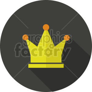 crown vector graphic clipart. Commercial use image # 413748