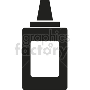 bottle vector icon graphic clipart 3 clipart. Commercial use image # 413865