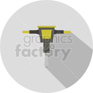 jack hammer vector icon graphic clipart 2 clipart. Commercial use image # 413878