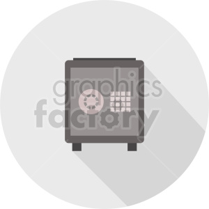 safe vector icon graphic clipart 1 clipart. Commercial use image # 413904