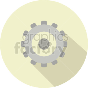 gear vector icon graphic clipart 3 clipart. Commercial use image # 413918