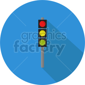 isometric traffic light vector icon clipart 1 clipart. Commercial use image # 414014
