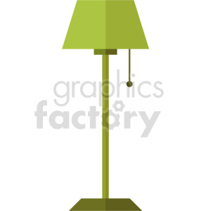 isometric floor lamp vector icon clipart 1 clipart. Commercial use image # 414289