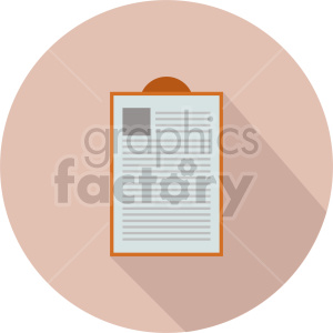 isometric medical report vector icon clipart 3 clipart. Commercial use image # 414631