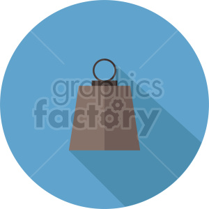 isometric weights vector icon clipart 1 clipart. Commercial use image # 414648