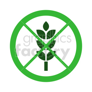 gluten free symbol vector graphic 07 clipart. Commercial use image # 415196