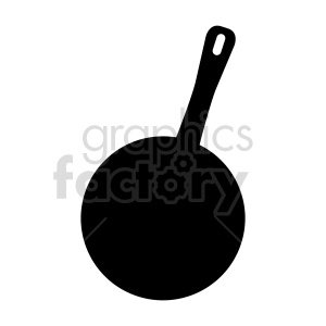 frying pan clipart clipart. Commercial use image # 415269