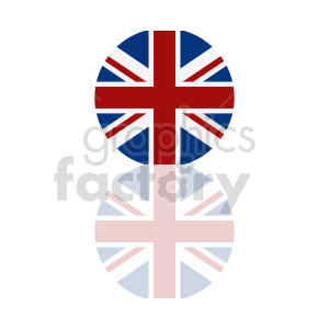 Great Britain flag vector clipart 06 clipart. Commercial use image # 415388