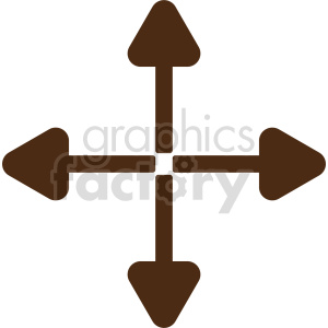 expand symbol vector clipart clipart. Commercial use image # 415479
