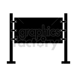 blank sign vector graphic clipart. Commercial use image # 415499