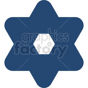 star of david clipart clipart. Commercial use image # 415552