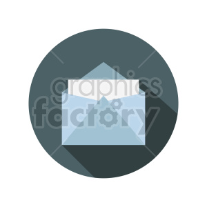 envelope vector graphic clipart. Commercial use image # 416285