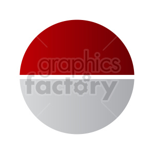 indonesia flag vector graphic clipart. Commercial use image # 416301