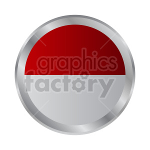 indonesia flag icon clipart. Commercial use image # 416324