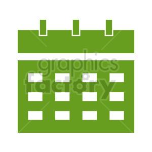 clipart - calendar graphic.