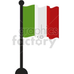 clipart - italy flag icon.