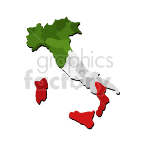clipart - italy vector graphic design.