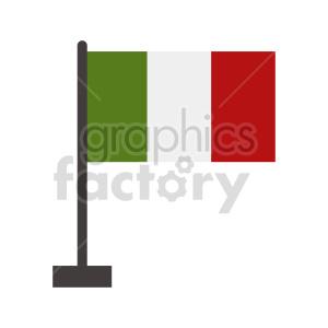 clipart - italian flag clipart.