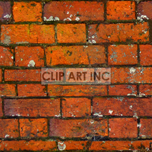 tiled brick background clipart. Royalty-free image # 128162
