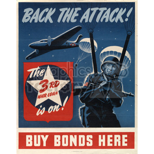 war posters world II   MPW00138 Clip Art Old War Posters