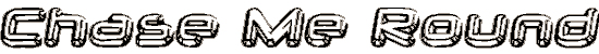 neurochrome font. Royalty-free font # 174642