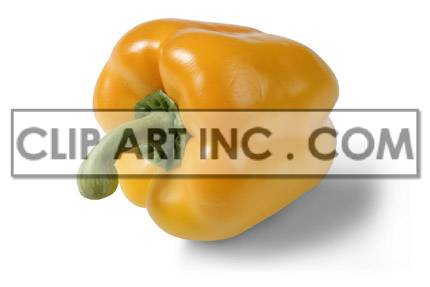 Yellow pepper photo. Royalty-free photo # 176930