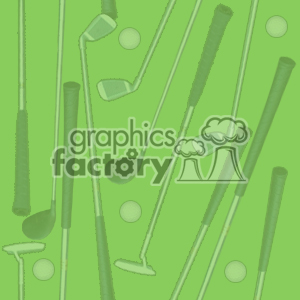 golf background clipart. Royalty-free image # 371312