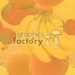 faded fruit background background. Royalty-free background # 371342