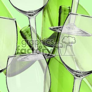 100806-wine clipart. Commercial use image # 372184