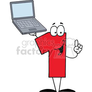 Number One Cartoon Character Presents The Best Laptop