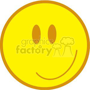 2692-Royalty-Free-Smiling-Emoticon clipart. Royalty-free image # 379816