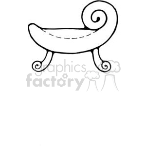Sofa-Chair-4 clipart. Royalty-free image # 380163