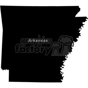 AR-Arkansas clipart. Commercial use image # 383773