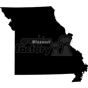 MO-Missouri clipart. Commercial use image # 383778