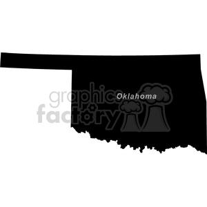 OK-Oklahoma clipart. Royalty-free image # 383793