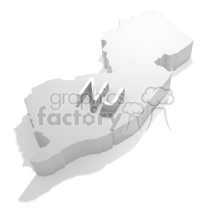 New Jersey clipart. Royalty-free image # 383802