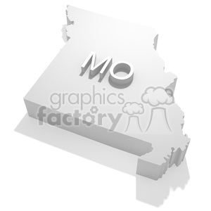 Missouri clipart. Royalty-free image # 383827