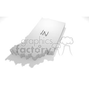 Indiana clipart. Royalty-free image # 383832