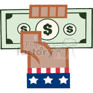 tax-usa clipart. Royalty-free image # 384250
