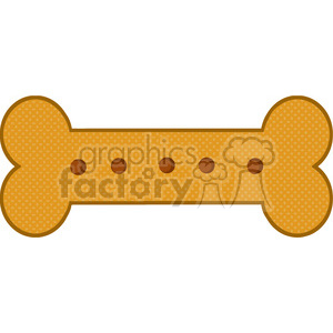 Royalty-Free-RF-Copyright-Safe-Dog-Biscuit clipart. Royalty-free image # 384503