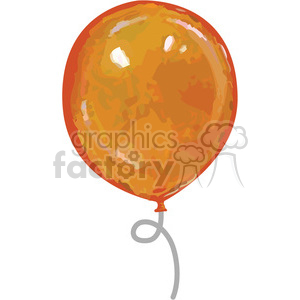 orange-balloon animation. Commercial use animation # 384592