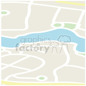 map clipart. Commercial use image # 384647