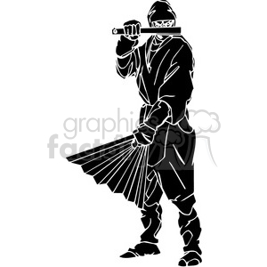 ninja clipart 034 clipart. Commercial use image # 384672