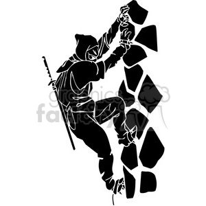 ninja clipart 043 clipart. Commercial use image # 384677