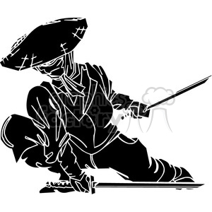 ninja clipart 014 clipart. Commercial use image # 384697