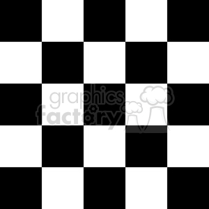 checkered board clipart. Royalty-free image # 384780