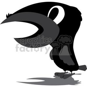 logo design elements symbols symbol mascot character bird birds Raven Ravens RG cartoon