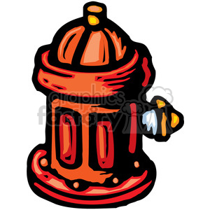 fire hydrant clipart. Commercial use image # 384922