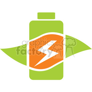 sustainable energy 039 clipart. Commercial use image # 386177